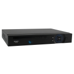 16Ch DVR, H264/G711A, VGA/BNC/HDMI output, CIF resolution, Pentaplex